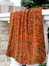 blanket knitting pattern download using sport weight or heavy worsted weight yarn