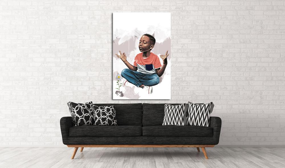 Black Boy Zen