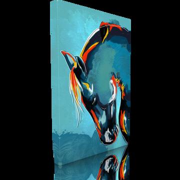 Blue Stallion