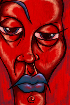 Blue Lip