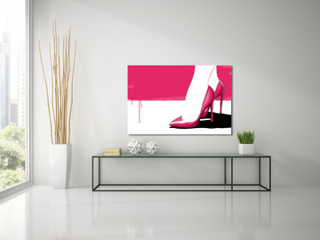 Pink Stilettos