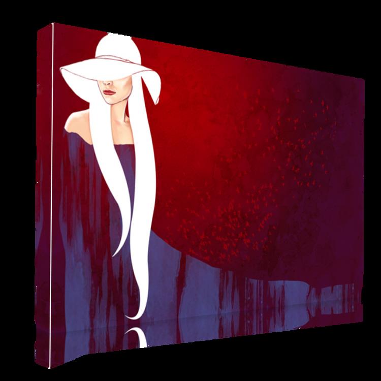 Lady in Hat
