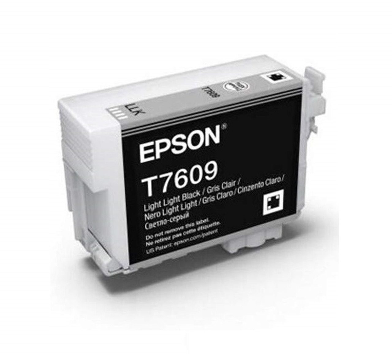 EPSON C13T760900 T7609 INK CARTRIDGE ULTRACHROME HD LIGHT LIGHT BLACK