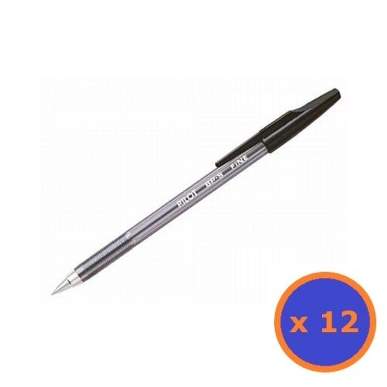Box of 12 pcs Pilot BPS 0.7mm fine ball point pen VIOLET ink *FREE SHIPMENT