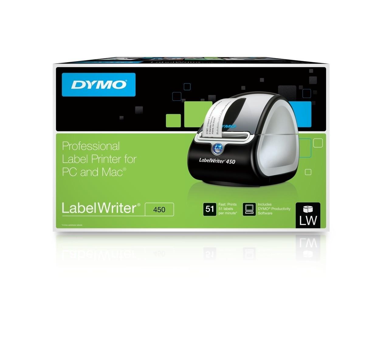 DYMO LABELWRITER 450 MACHINE LW450 (EACH) SD0840360