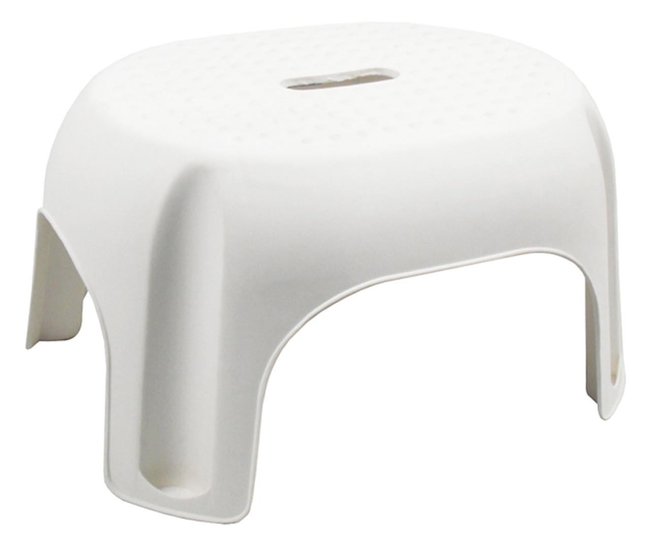 Remarkable Italplast I 419 Plastic Single Step Stool Evergreenethics Interior Chair Design Evergreenethicsorg