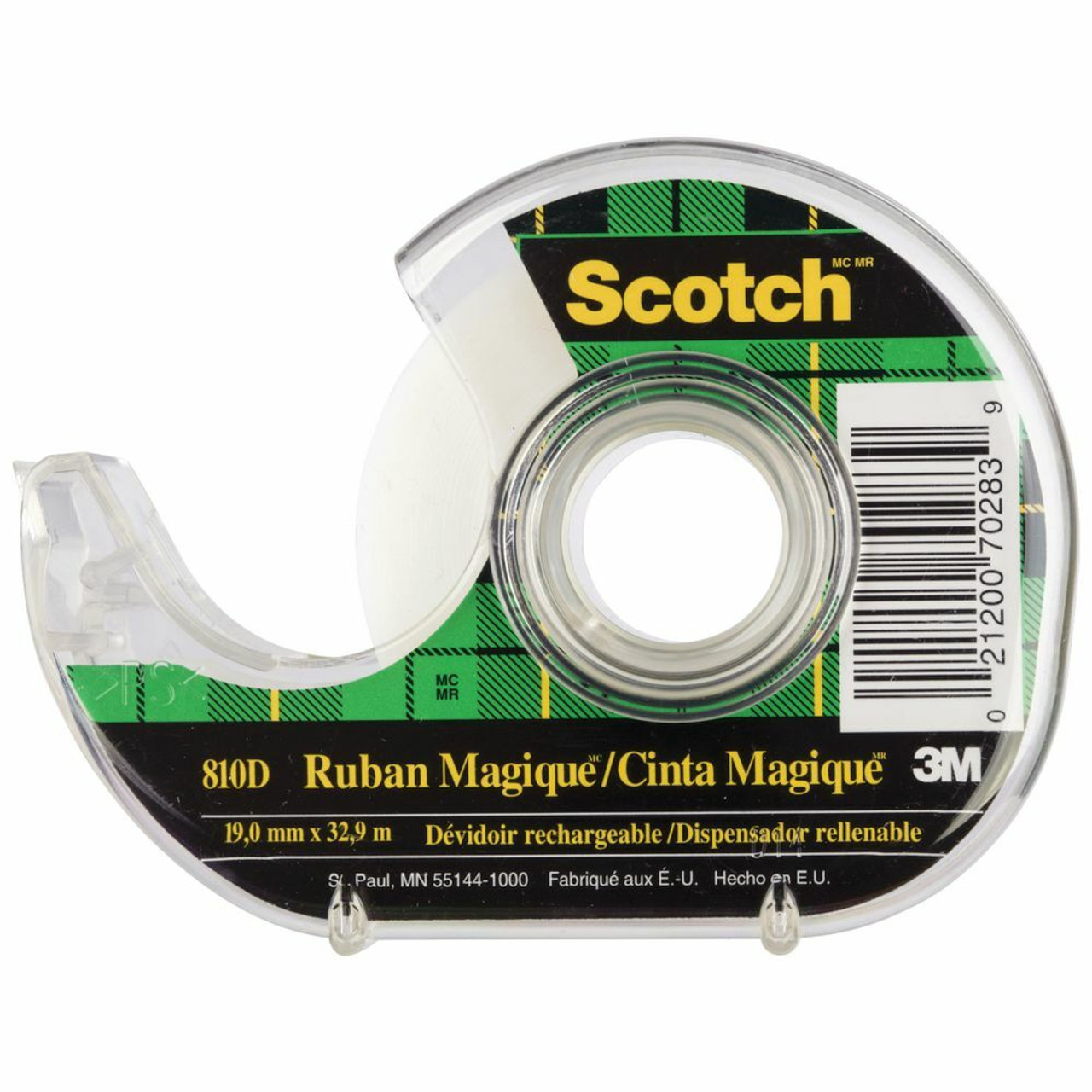 D/évidoir Scotch/® Magic transparent