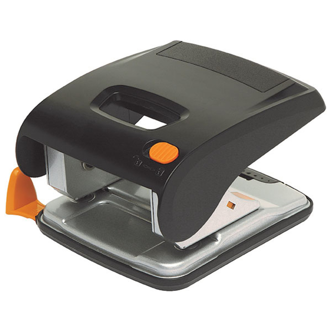 MARBIG 88033 LOW FORCE 2 HOLE PUNCH P300 BLACK