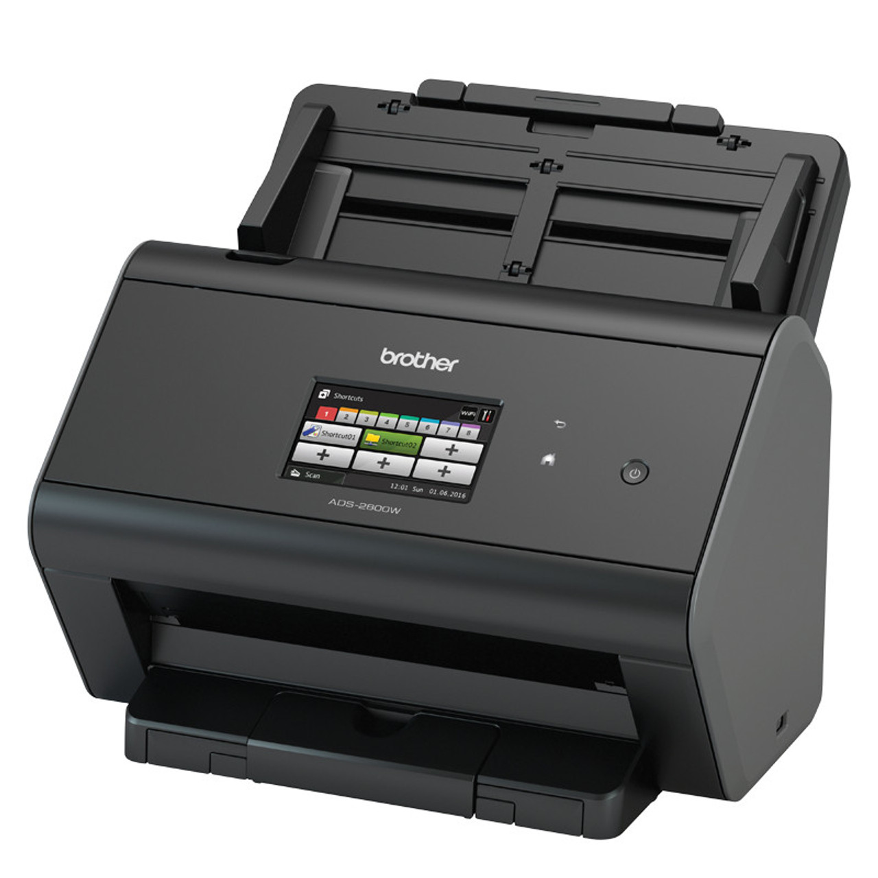 BROTHER #ADS-2800W ADVANCED DOCUMENT SCANNER LCD