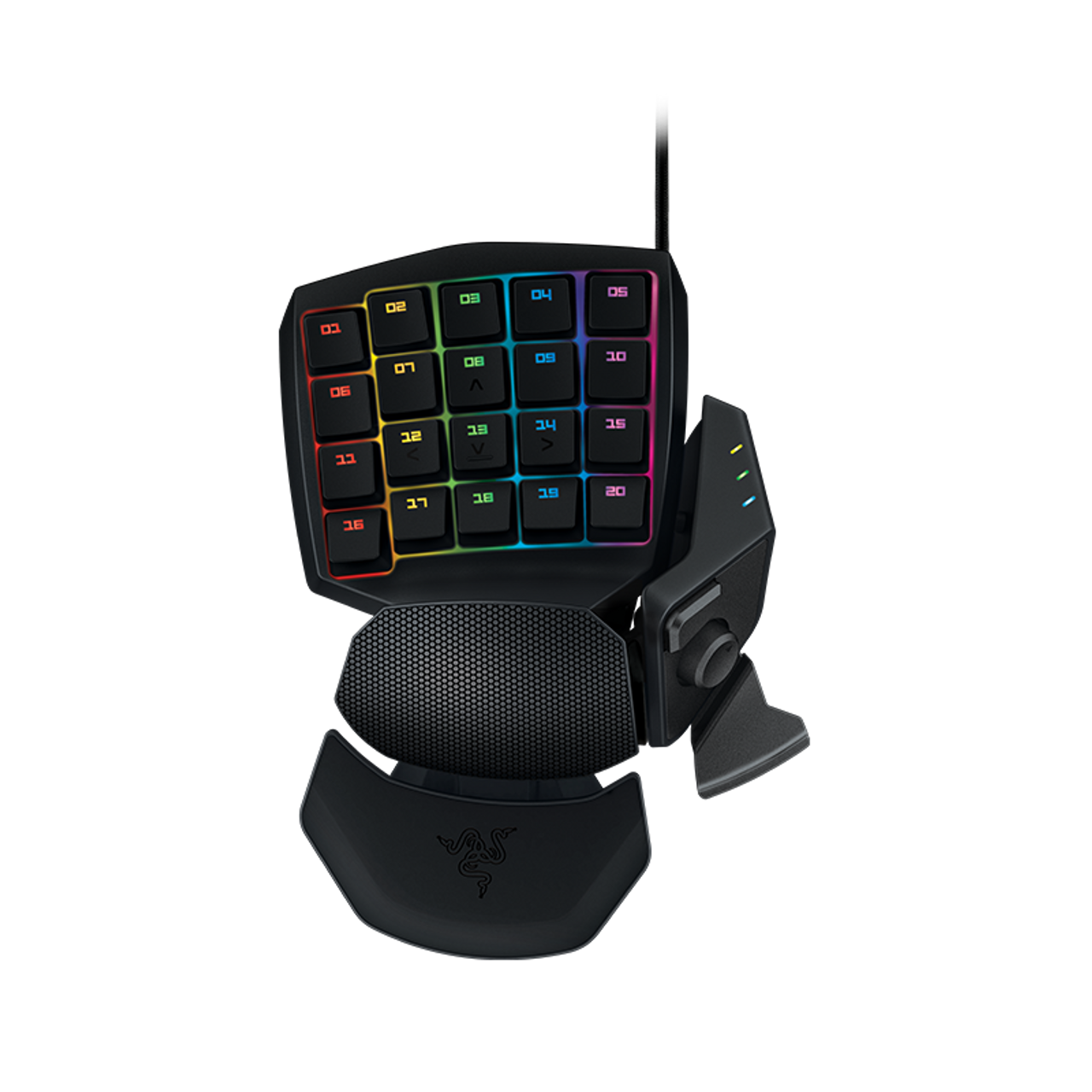 47e7711d22f Razer Rz07-01440100 Orbweaver Chroma - Elite Rgb Mechanical Gaming Keypad |  Its A Mega