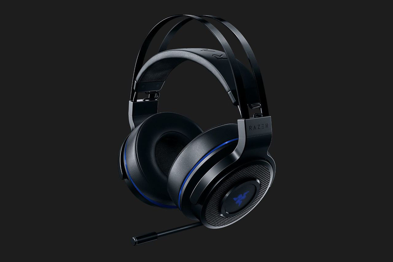 7986306a14f Razer Rz04-02230100 Thresher 7.1 - Wireless Surround Gaming Headset For Ps4  - Frml Packaging