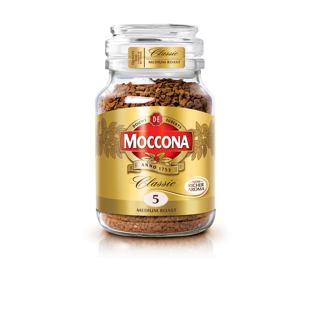 Moccona 4019302 Coffee Classic Medium Roast Jar 400g Megax