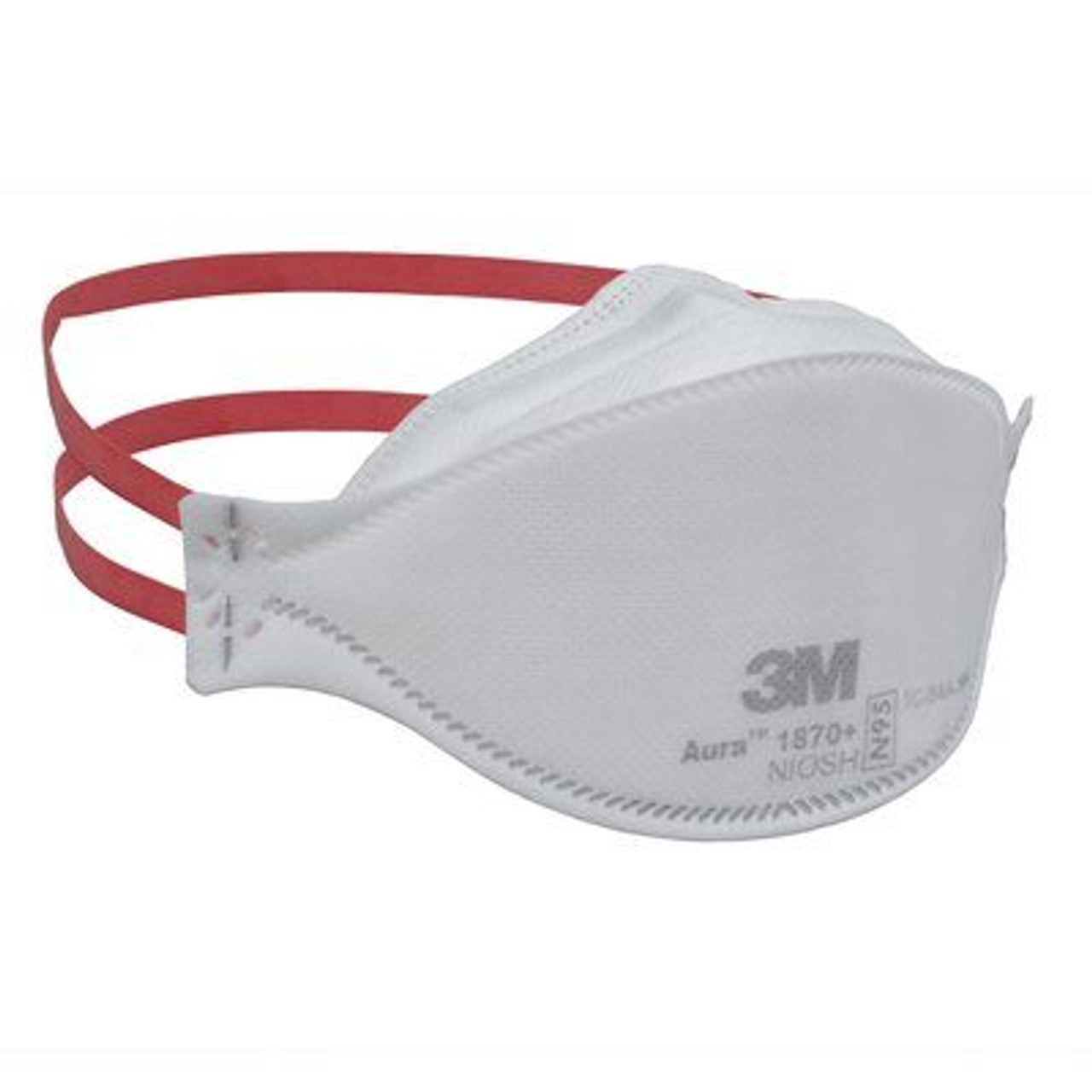 3m N95 Gt500073009 1870 6 20 Of Surgical Packs total Care Health Mask amp; Respirator Masks Masks Particulate 120 Aura