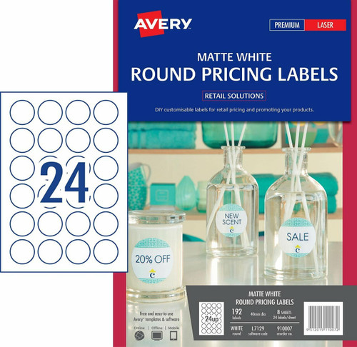 Avery Labels, Badges & Avery Products | Avery | Mega Supplies