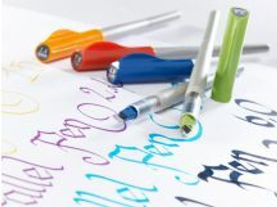 PILOT 605630 FP3-60 PARALLEL PEN WITH PLATE NIB 6 0MM PACK 1