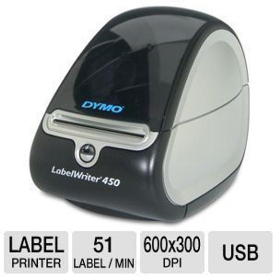 DYMO #SD0840360 LABELWRITER 450 MACHINE LW450 (EACH)