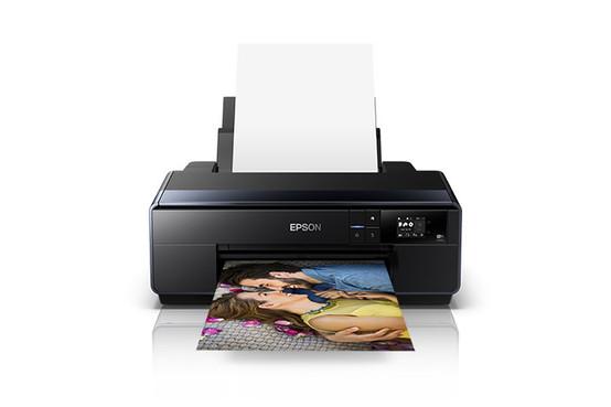 EPSON C11CE21401 SURECOLOR© SC-P600 9 CARTRIDGE INK SYSTEM PRINTER