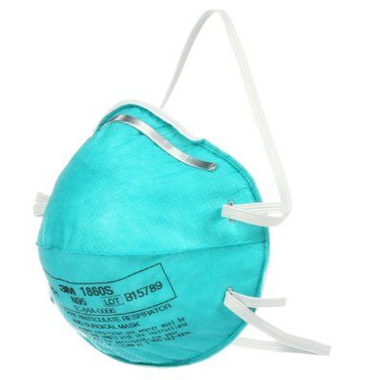 n95 respirator mask size small