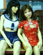 Dolly online sex doll
