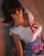 'Rachel' TPE Sex Doll with Silicone Head- 4'9FT (148CM)