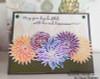 Chrysanthemum Outline