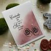 Cinderella card by Martha