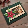 Poinsettia shaker by Giada