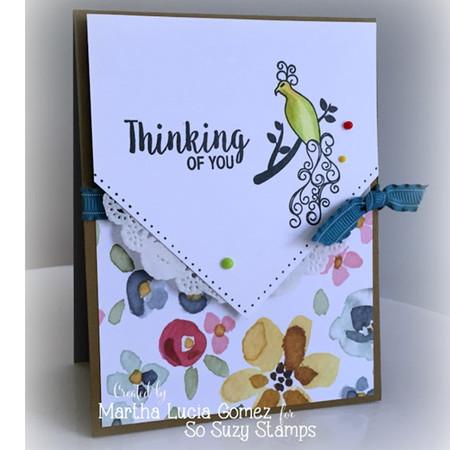 Thinking of You Bird by Martha