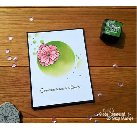 Snarky Card with Common Sense by Giada