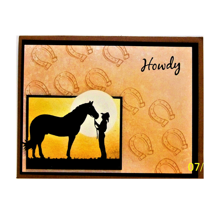 Howdy with Horse