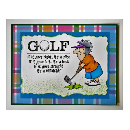 Mrs. Golfer