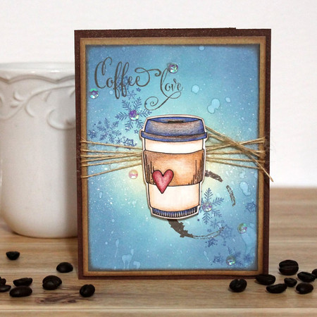 Coffee love by Tracy
