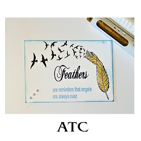 Feathers ATC
