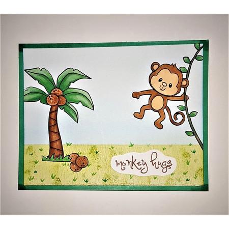 Little Monkey Hugs