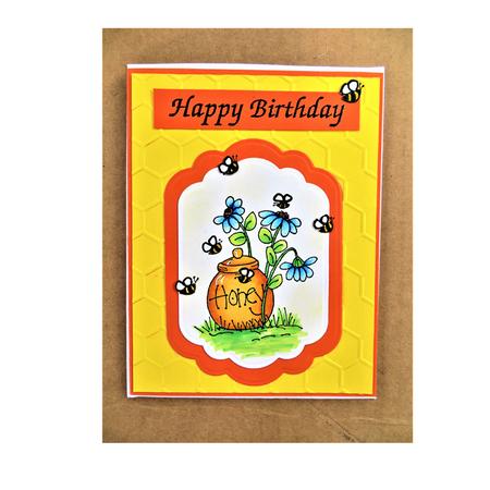 Bee Birthday