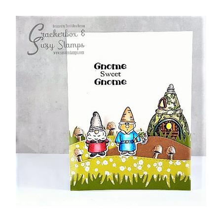 Gnome Sweet Gnome by Terri