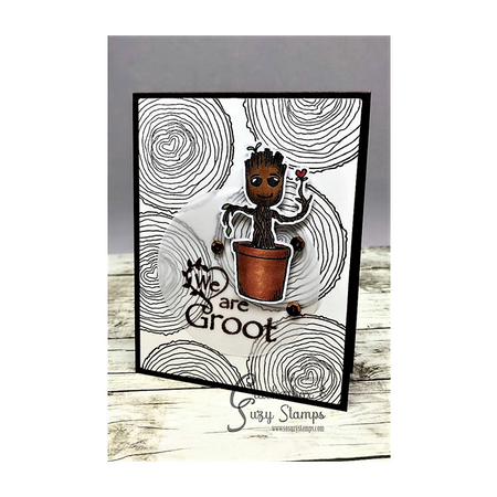 Groot by Donna