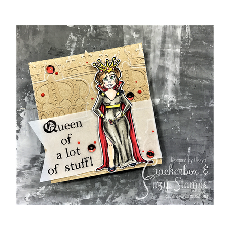 Queen O by Olesya