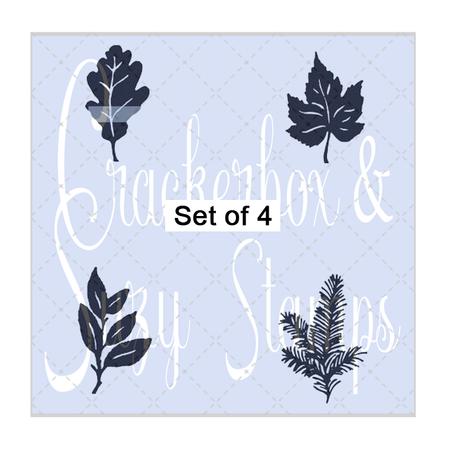 Leaves set 2