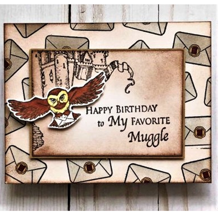 Birthday Letter for a Muggle
