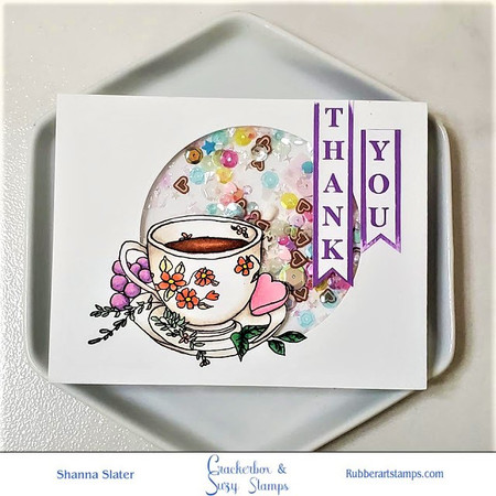 Coffee and Thank You