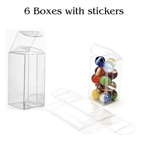 Clear  Box 2 Inch