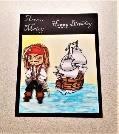 Arrr Happy Birthday