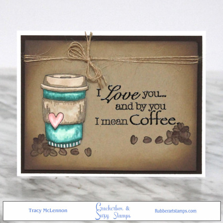 Love Coffee and Cup