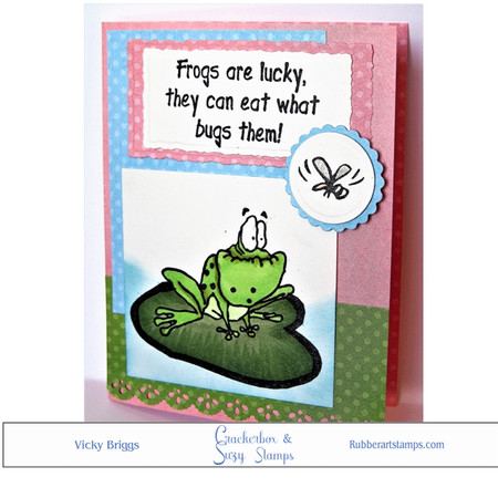 Fly Bugs Frogs