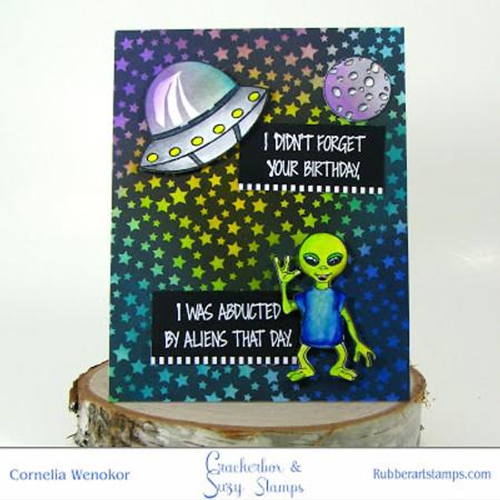 Alien in the Stars