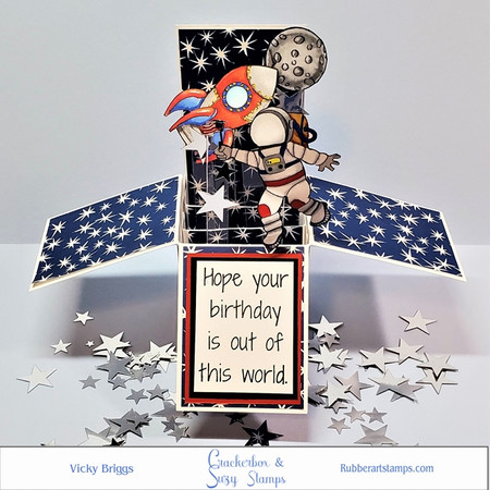 Pop Up Birthday Box