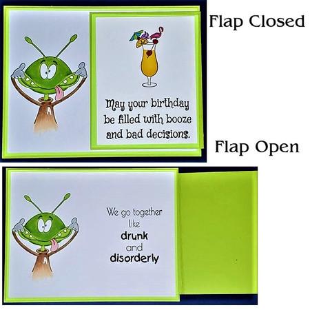 Friendship Alien Birthday