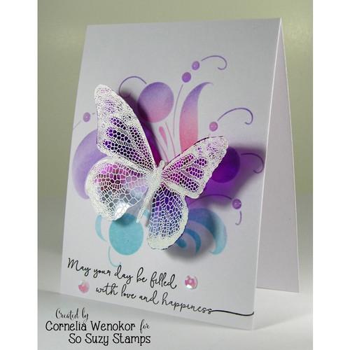 Fancy Butterfly by Cornelia