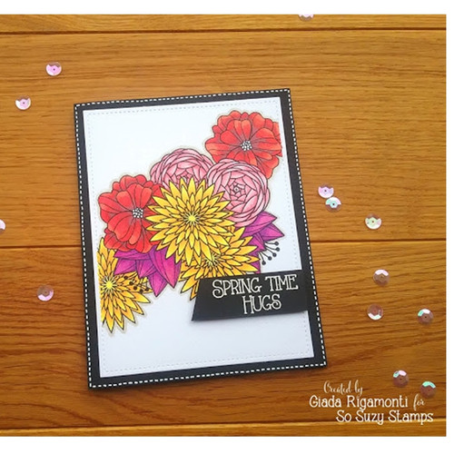 Spring Time Flowers by Giada